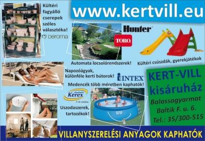 Kert-Vill Kisáruház