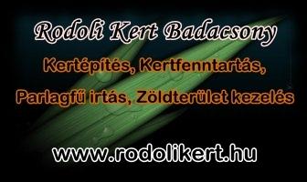Rodoli Kert - Badacsony